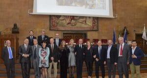 FenImprese: Gli auguri degli Onorevoli Giani, Stella, l'Assessore Bettarini e la Direzione Generale di Chiantibanca