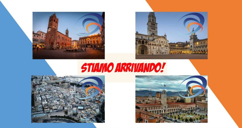 aperture di sedi Provinciali FenImprese Monza - Modena - Bari e Latina.