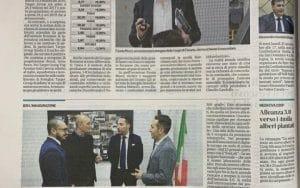 Alcune foto nuova sede nazionale servizi FenImprese a Modena