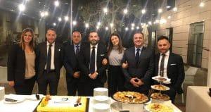 Foto Assemblea Costituente FenImprese Lecce: Andrea Legittimo nominato Presidente