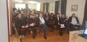 Assemblea Costituente Fenimprese Napoli 21 Febbraio 2020… sala gremita e partecipazione sentita
