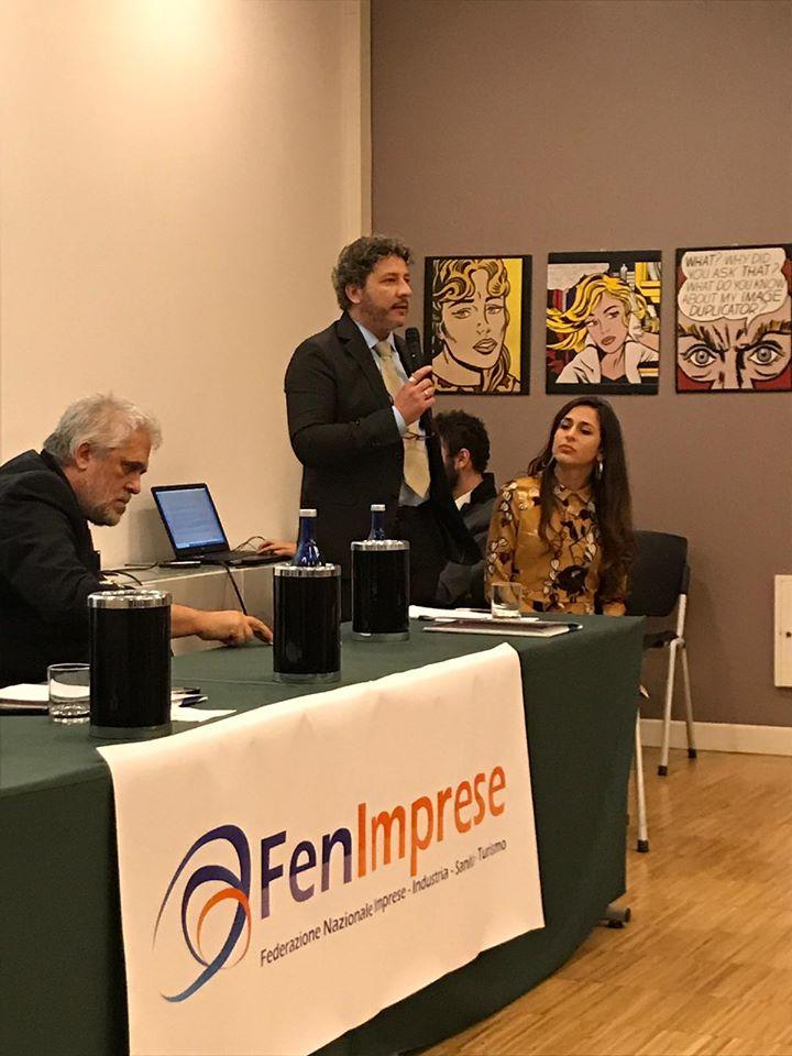 """FenImprese non si ferma: FenImprese Monza e Brianza seminario con il presidente Paioro Andrea su """"Smart Working"""""""