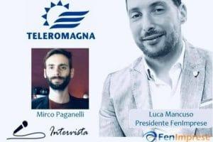 Il nostro Preseidente intervistato da Tele Romagna e Canale 50 Toscane