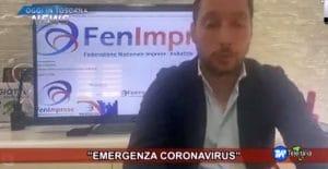 Fase 2 il nostro Presidente intervistato su oggi in Toscana news