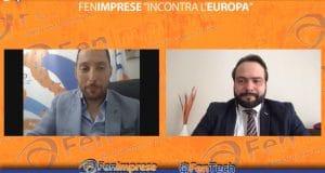 FenImprese incontra L'Europa con il Vice Presidente del Parlamento Europeo Fabio Massimo Castaldo