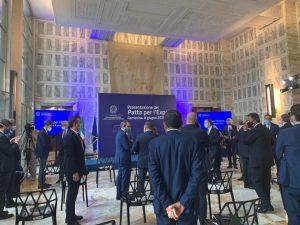 #PattoExport: Con le associazioni di categoria e del mondo economico-finanziario voluta dal ministro Luigi Di Maio.