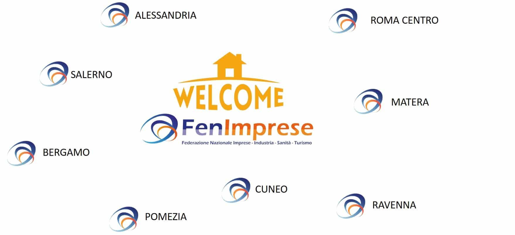 Da settembre tante nuove aperture di sedi provinciali FenImprese
