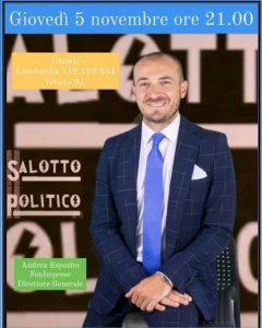 Il nostro Direttore Andrea Esposito su Brescia TV