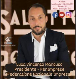 Abbiamo parlato del DPCM su Brescia TV