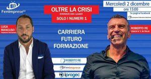 Il Presidente Luca Mancuso live con Roberto Re