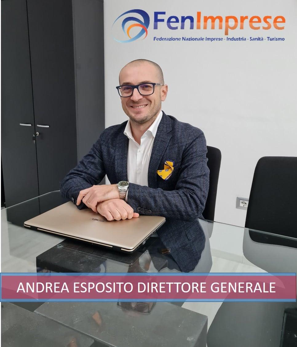 Andrea Esposito, critico sull'organizzazione della riapertura delle scuole e sulla gestione della campagna vaccinazione.
