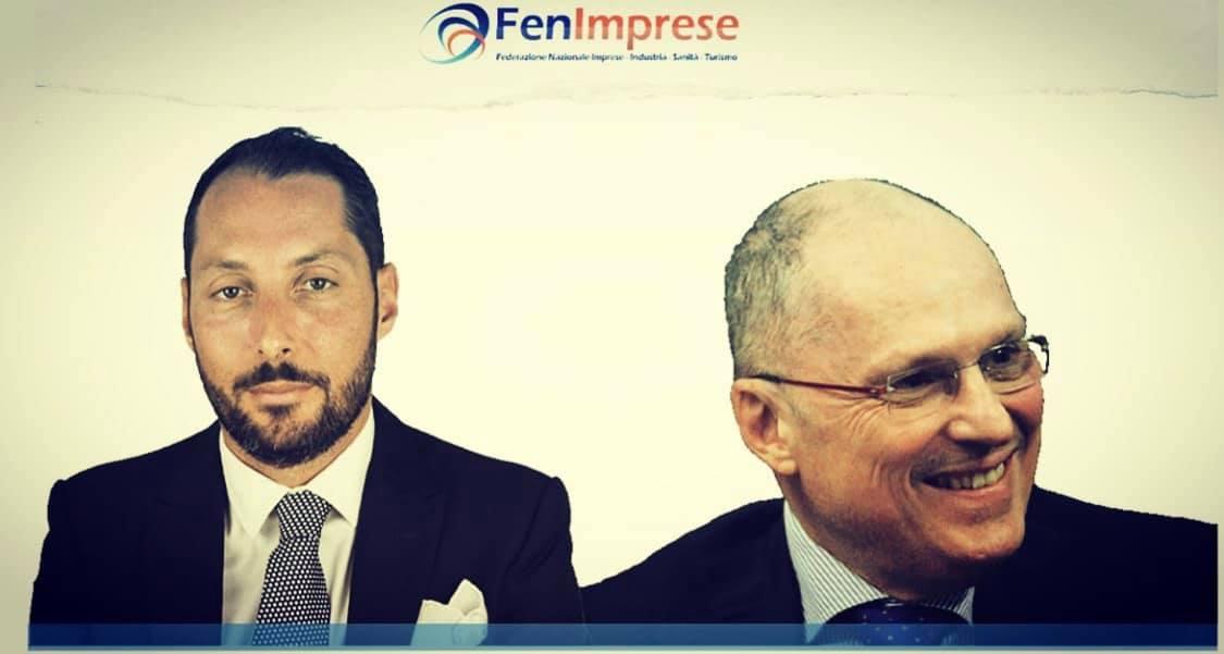 Il Presidente Nazionale Luca Vincenzo Mancuso ha incontrato il Professore Walter Ricciardi