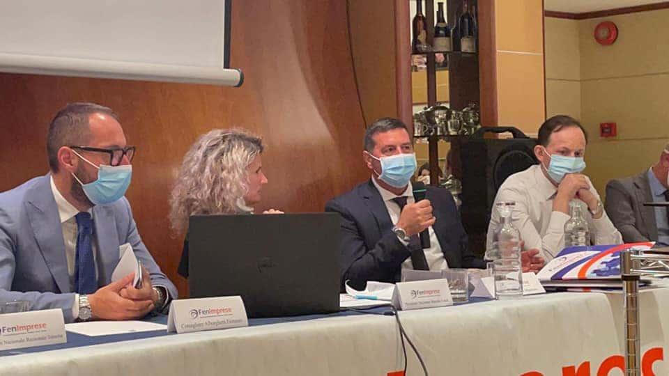 Nasce FenImprese Bergamo: Maurizio Schiavo eletto Presidente